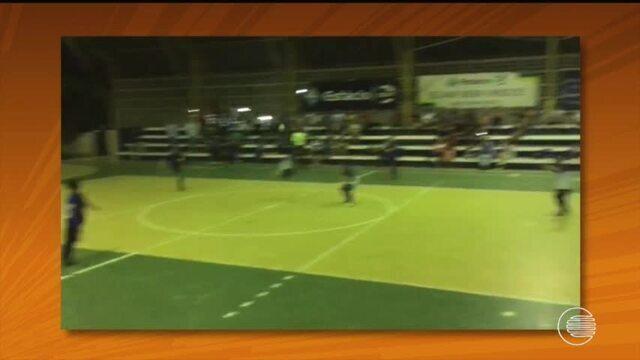 Quatro jogos movimentam Torneio Troféu Rede Clube de Futsal