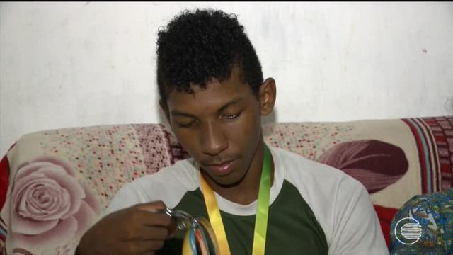 Piauiense supera dificuldades e conquista medalha de ouro no Brasileiro de Atletismo