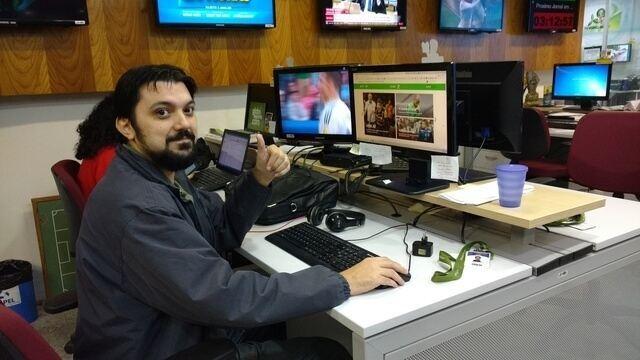 Aprenda como interagir nos feeds de Ceará e Fortaleza no GloboEsporte.com/ce