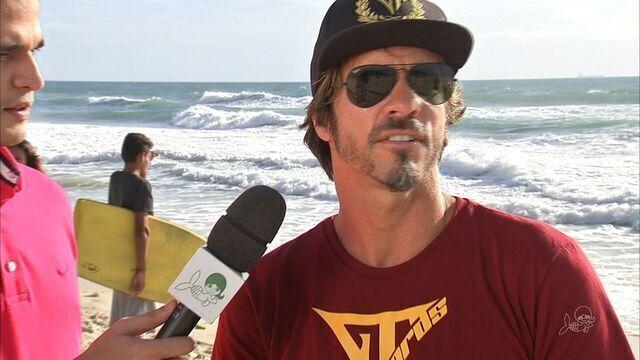 Guilherme Tâmega está em Fortaleza para palestra