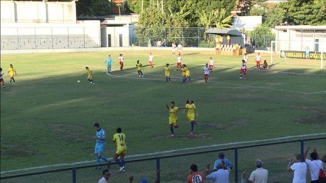 Os gols da classificação do Tiradentes-PI para as semifinais da Série A2 do Brasileiro