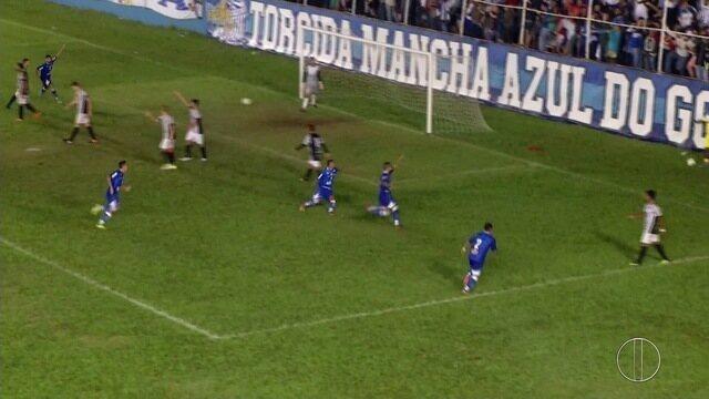 Goytacaz vence o clássico contra o Americano e vai à final da Taça Santos Dumont