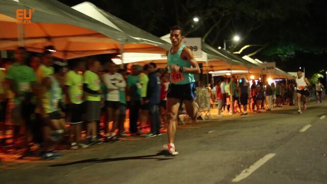 Fernanda Queiroz mostra os bastidores da Meia Maratona de Revezamento Noturno do Eu Atleta