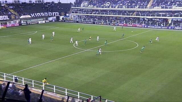 Melhores momentos de Santos 1 x 0 Chapecoense pela 15ª rodada do Campeonato Brasileiro