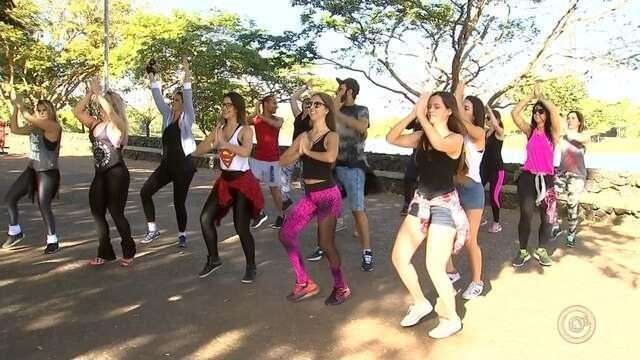 Bem na Fita motra como dançar axé ajuda a emagrecer