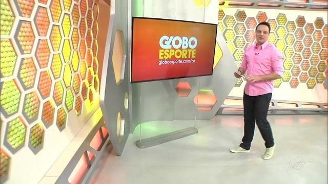 Bloco 3 - Globo Esporte CE - 20/07/2017