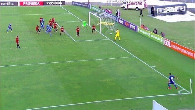 Sport se prepara para encarar o Atlético-GO