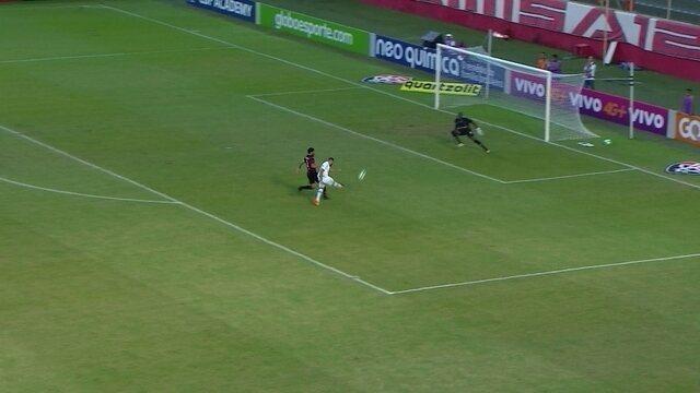 Os gols de Vitória 1 x 2 Chapecoense pela 16ª rodada do Campeonato Brasileiro