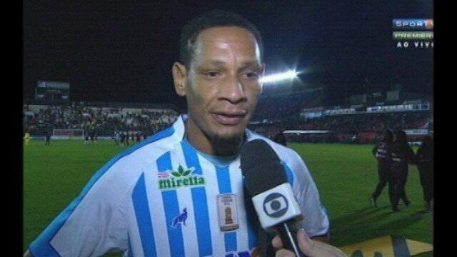 """Marcão lamenta derrota e já pensa no Ceará: """"Cabeça erguida"""""""