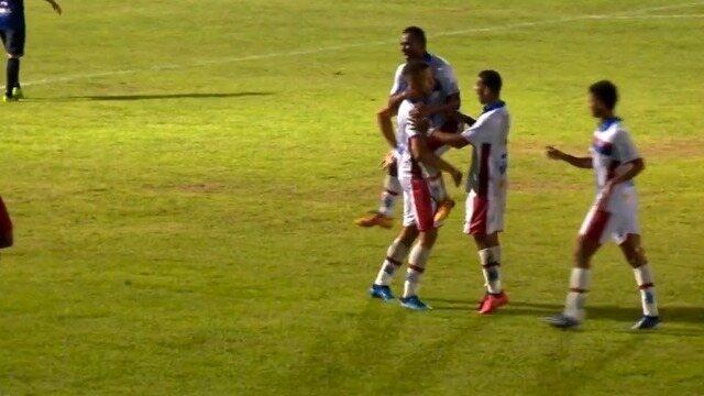 Novo atacante do River-PI, Gleydisson marcou quatro gols no Piauiense 2017; veja os gols