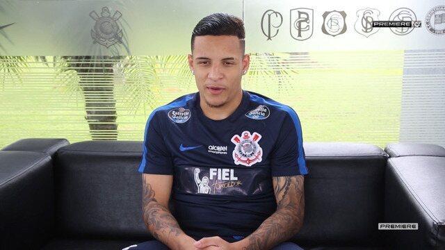 """Vai, Corinthians - """"Tudo Menos Futebol"""" com o lateral Guilherme Arana"""