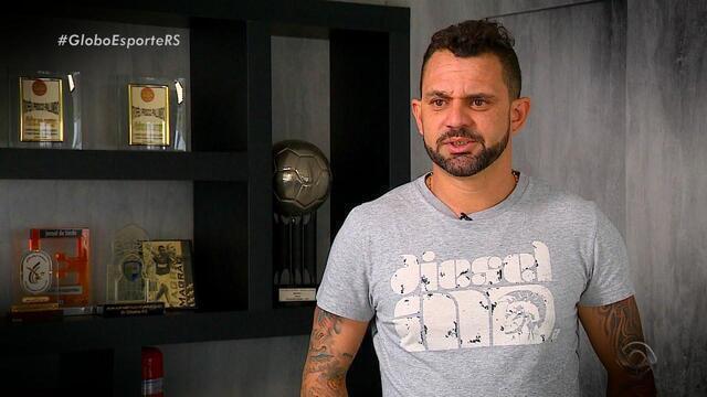Magrão conta como se recuperou de doença similar a de Éderson