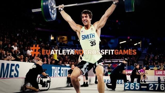 Programa Eu Atleta Especial CrossFit Games