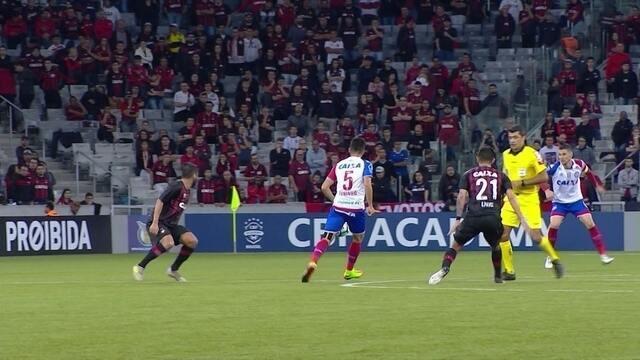 Melhores momentos de Atlético-PR 4 x 1 Bahia pela 20ª rodada do Campeonato Brasileiro