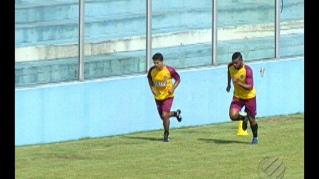 Paysandu tem novidade no treino desta sexta-feira