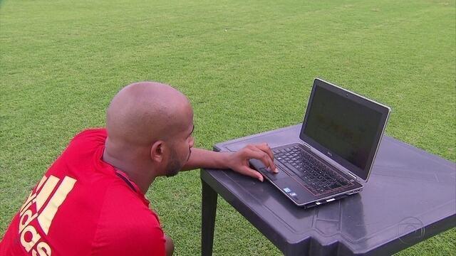 Cartola FC: Patrick, do Sport, mostra como mitar no Fantasy Game