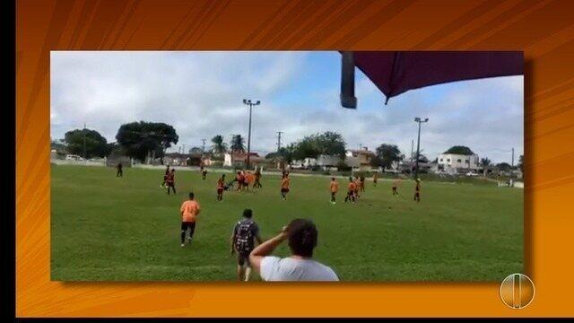 Agressões a árbitros de futebol se tornam cada vez mais comuns no RN