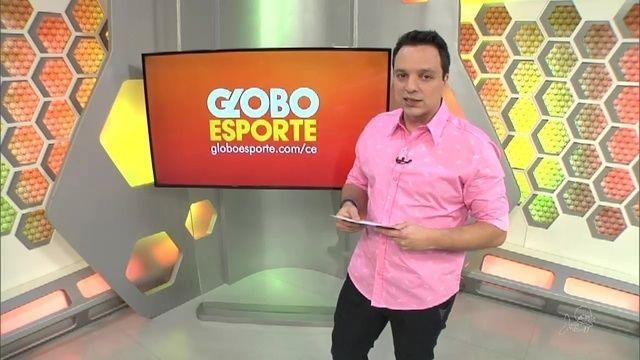 Confira a íntegra do Globo Esporte CE - 22/08/2017