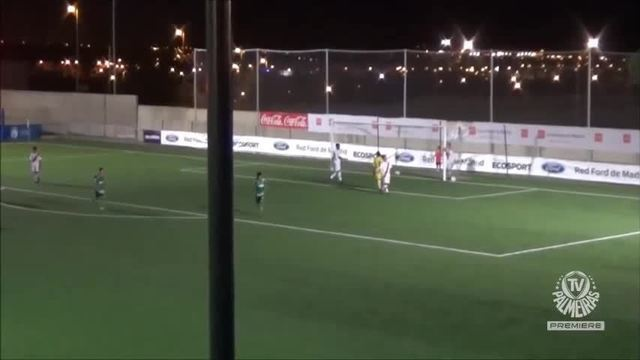Palmeiras goleia Rayo Vallecano na estreia no Mundial sub-17