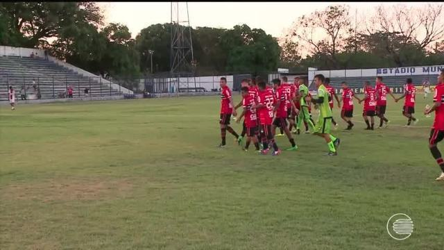 River-PI vence Flamengo por 2x1 e garante a vitória no Rivengo que abriu o returno