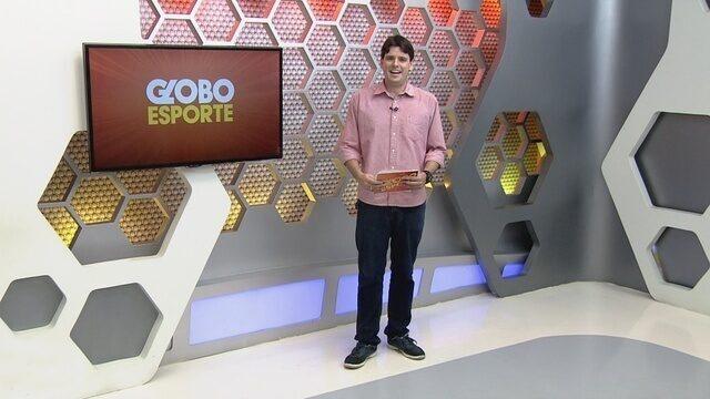 Assista à íntegra do Globo Esporte AM desta quarta (20)