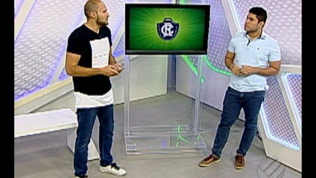 Renovações de jogadores no Remo são destaques no globoesporte.com