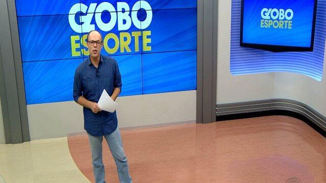 Assista à íntegra do Globo Esporte CG de sexta-feira (22.09.2017)