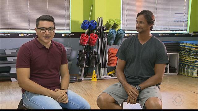 Ricardo conversa com Lucas Barros e fala da experiência da AVP e legado no vôlei de praia