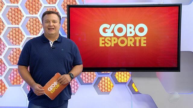 Globo Esporte BA - Íntegra do dia 22/09/2017