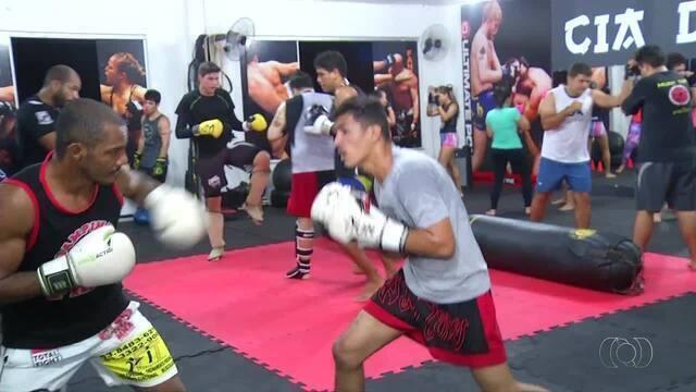 Turma do MMA tocantinense comemora vitórias em disputas na Bahia