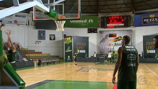 Bauru Basket recebe o Paulista pelo Paulista