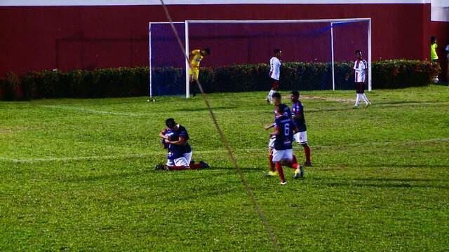 Assista aos gols de 4 de Julho 3 x 0 Flamengo-PI pela oitava rodada da Copa Piauí