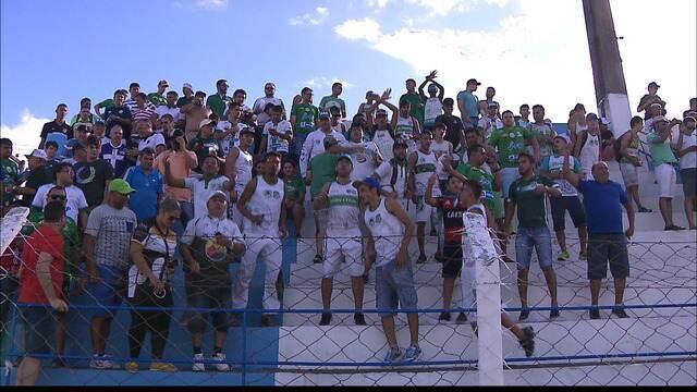 Nacional de Patos vence, vai à final da 2ª divisão e se garante na elite do Paraibano