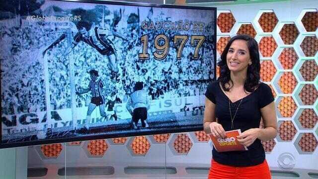 Globo Esporte RS - bloco 3 - 25/09