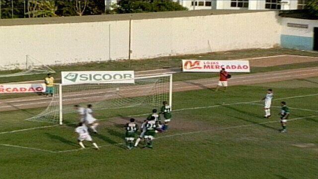 Os gols de Atlético Colatinense 2 x 1 Pinheiros, pela Série B do Campeonato Capixaba 2006
