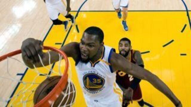 Confira as melhores jogada de Durant em cada jogo da temporada 2016/17 da NBA