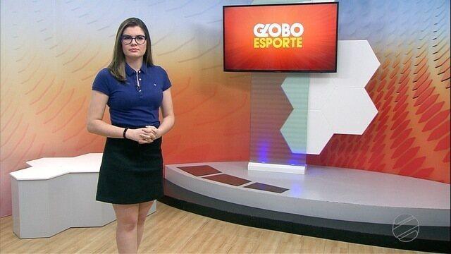Veja íntegra do Globo Esporte MT - 13/10/2017