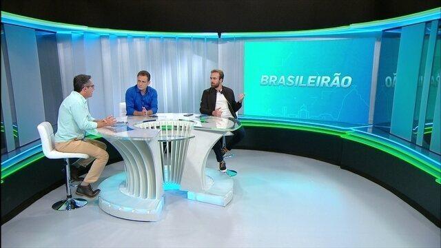 Para Comentaristas, árbitro acertou em lances polêmicos do clássico Vasco x Botafogo