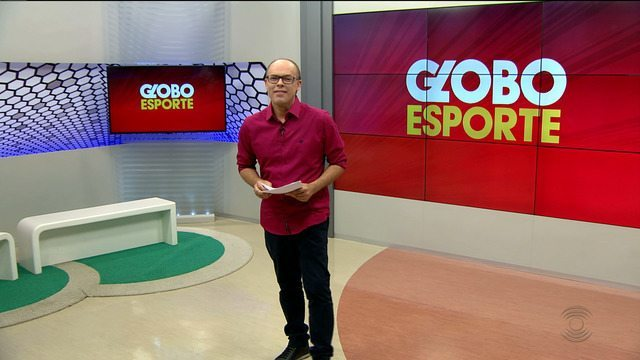 Globo Esporte CG: confira o programa desta segunda-feira (16/10/2017)