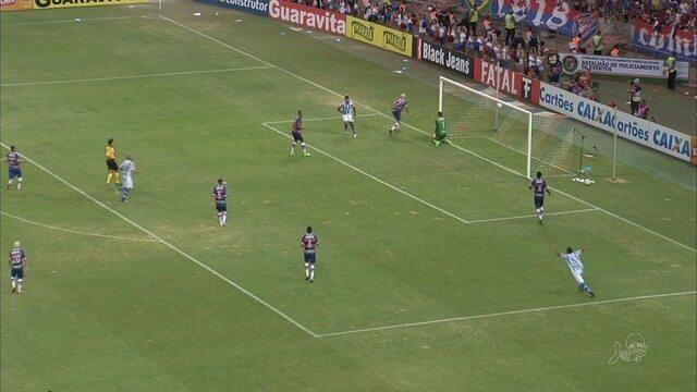 Fortaleza perde para o CSA pela decisão da Série C
