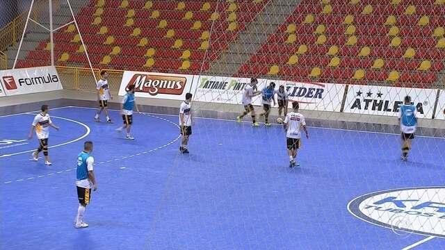 Corinthians e Sorocaba começam a decidir a Liga Paulista de Futsal