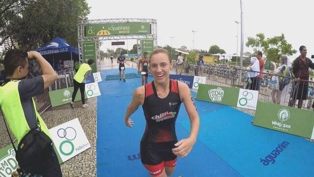 Copa Brasil de Sprint Triatlo em Manaus confirma força dos triatletas de Rondônia