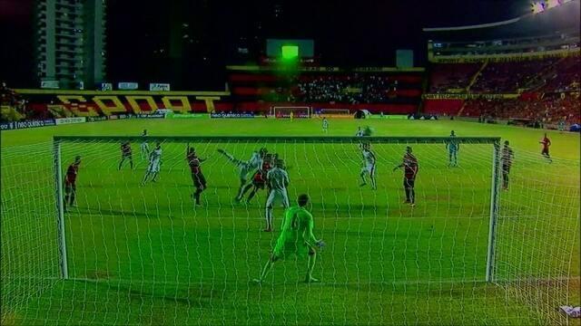 Contra o Santos, o Sport tem a chance de voltar a vencer em casa após muito tempo