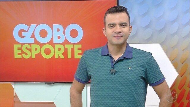 Globo Esporte MS - programa de quarta-feira, 18/10/2017 - 1º bloco