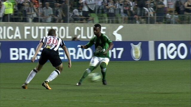 Melhores Momentos de Atlético-MG 2 x 3 Chapecoense pela 29ª rodada do Brasileirão