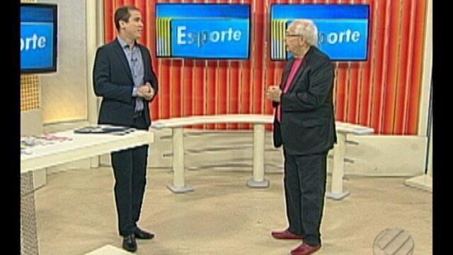Ivo Amaral comenta os destaques do esporte desta sexta-feira (20)