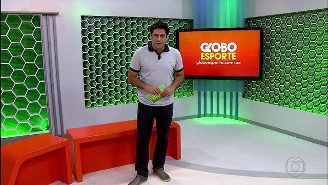 Globo Esporte/PE - 20/10/2017