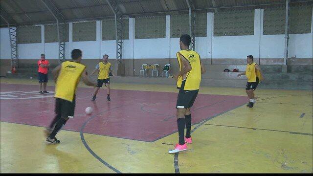 Treze tem jogo decisivo em Petrolina pela Copa Nordeste de Futsal