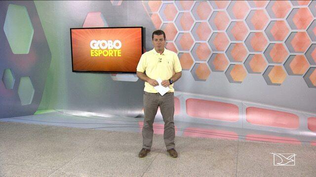 Globo Esporte MA 20-10-2017