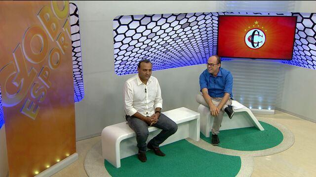 Assista à íntegra do Globo Esporte CG desta Sexta-feira (20.10.2017)
